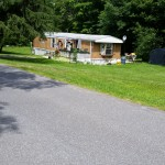 VACANT LAND WITH 2 BEDROOM MOBIL HOME