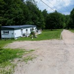 TWO BEDROOM MOBIL HOME ON ONE FULL ACRE